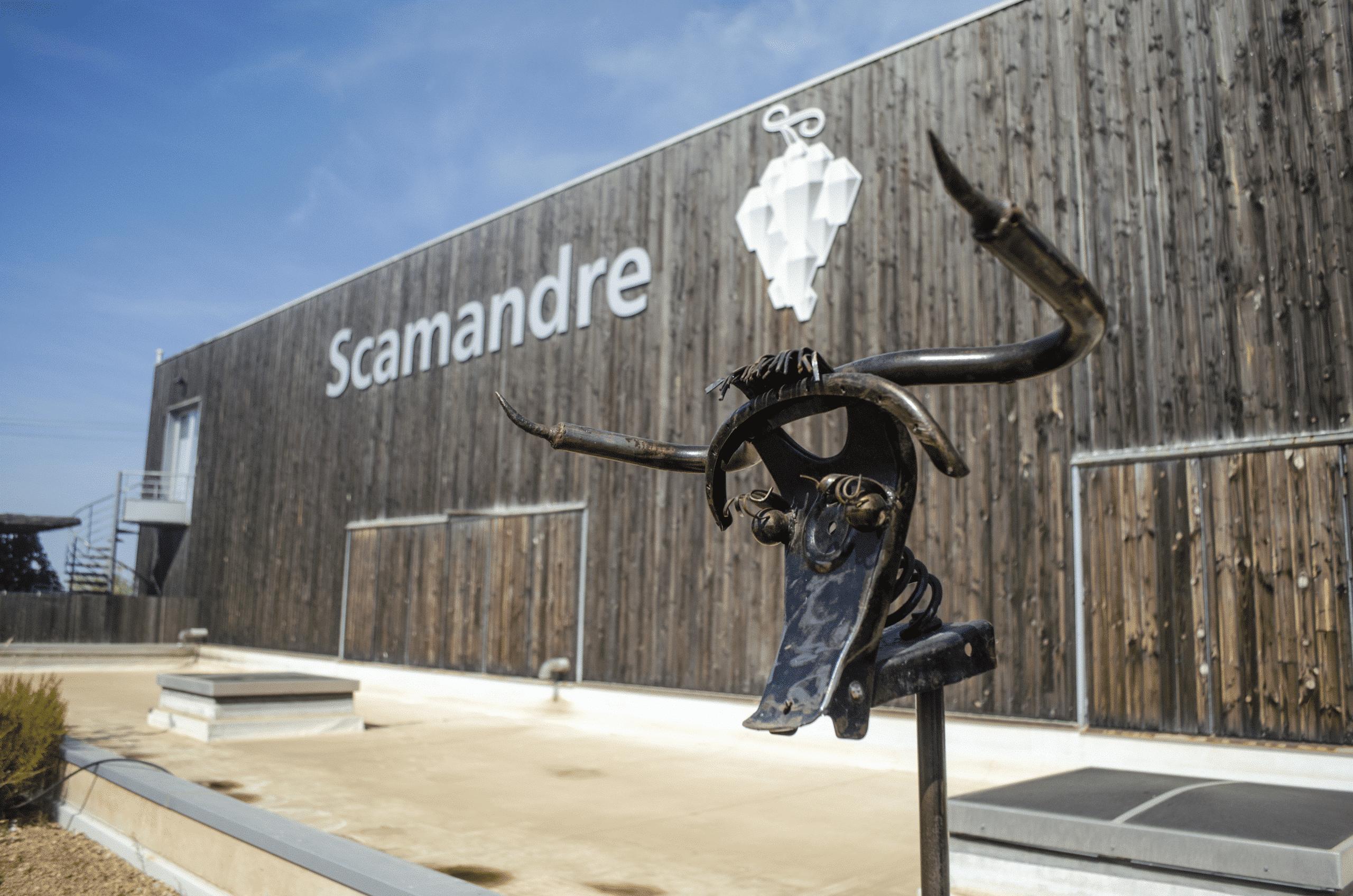 Domaine Scamandre, nîmes