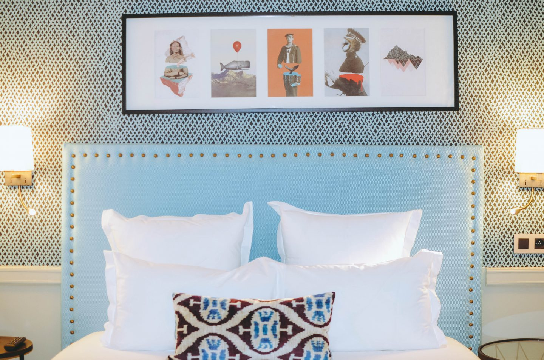 mon lit, hôtel adèle & jules