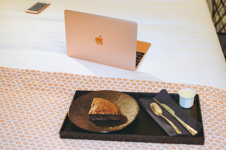 room service, hôtel adèle & jules