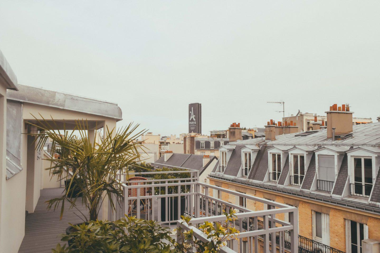 TOITS HÔTELS PARIS
