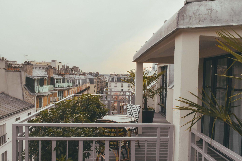 TERASSE HÔTELS PARIS