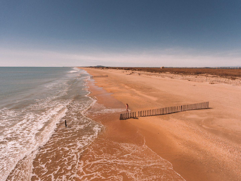 plage le castellas