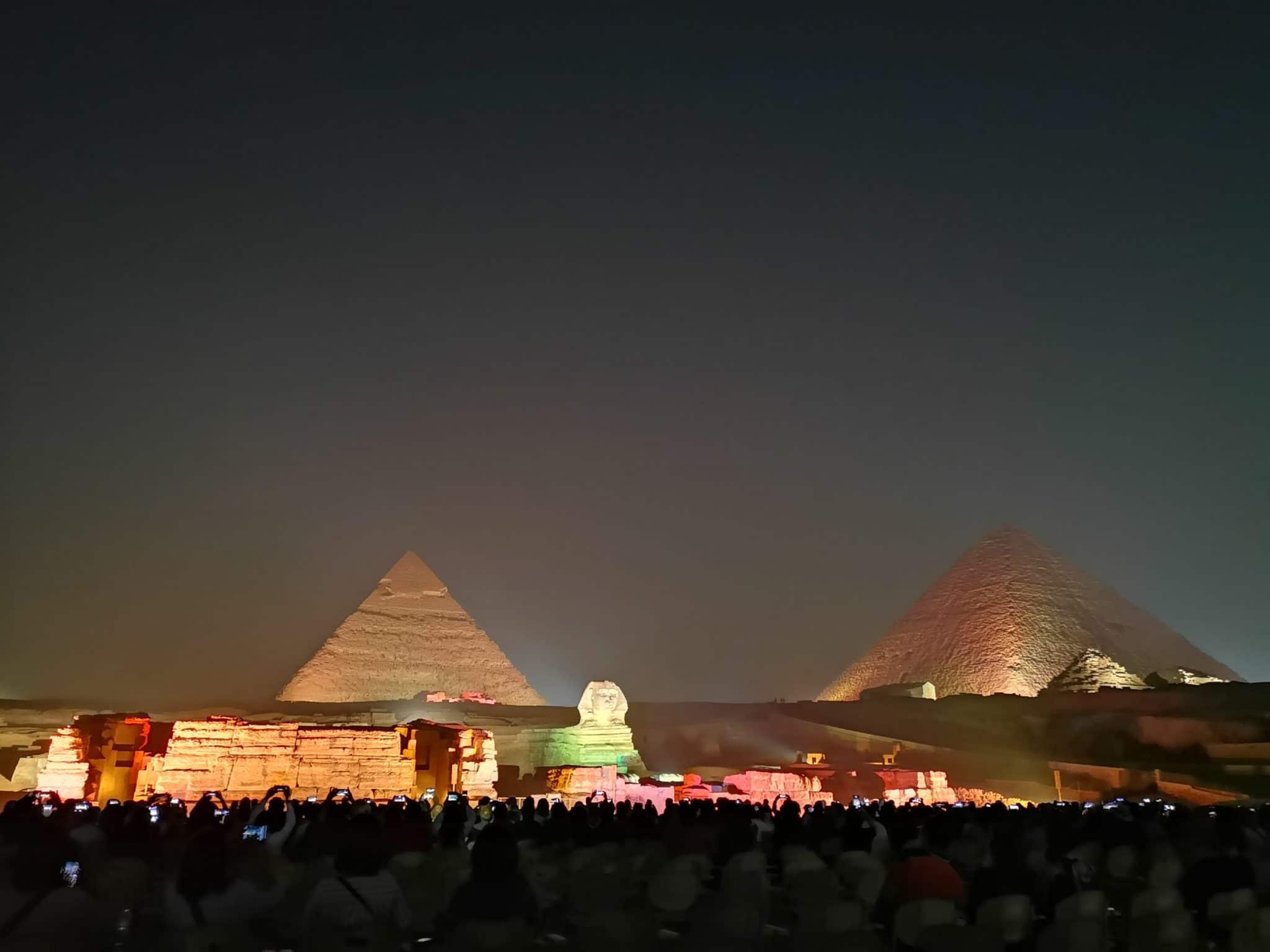 1ère Soirée au Caire