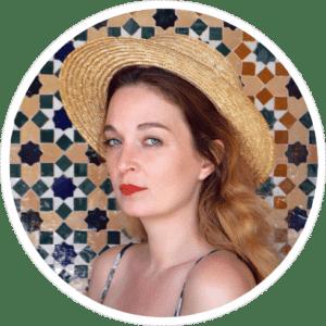 portrait de Perrine Muller la fondatrice du blog voyage Details Of Perrine